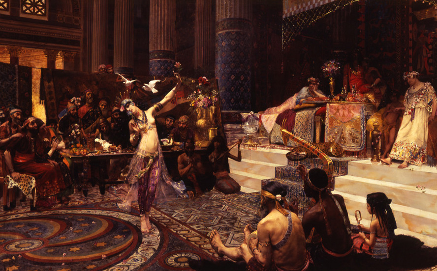 Salome and Esther: Two Ways of DiscerningJustice