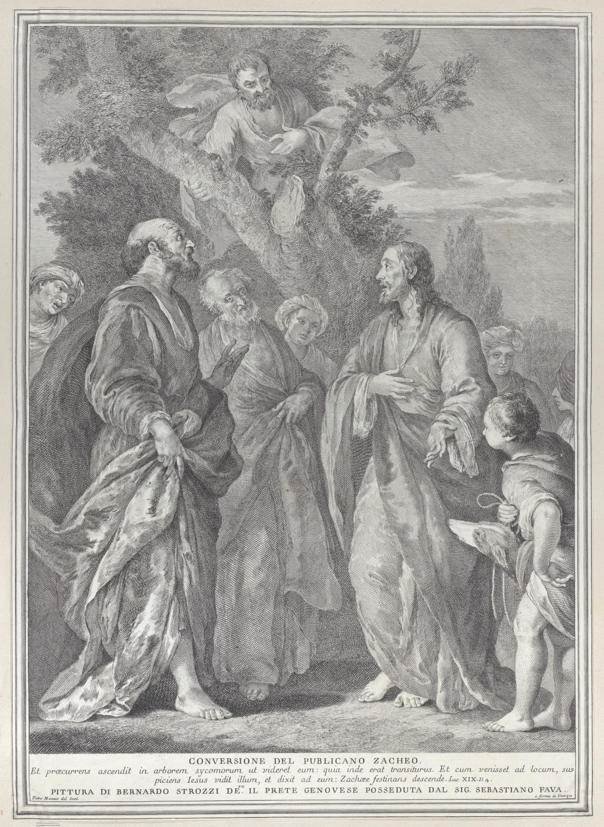 Simeon and Zacchaeus: Seeing and Hearing Salvation